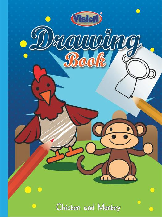 vision drawing book big paperlink inc